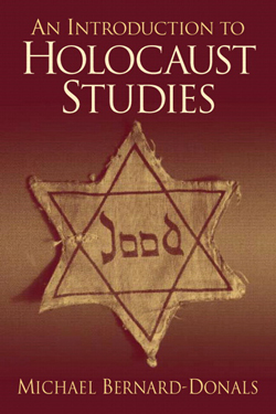 An Introduction To Holocaust Studies cover
