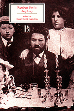 Reuben Sachs, by Amy Levy cover