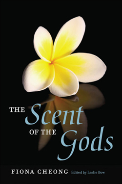 The Scent of the Gods, by Fiona Cheong cover