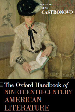 The Oxford Handbook of Nineteenth-Century American Literature cover