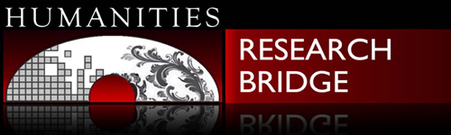 Humanities Research Bridge Logo