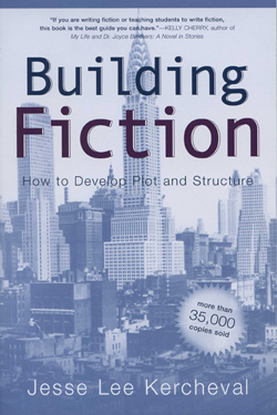 Building Fiction cover