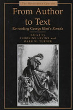 From Author to Text: Re-reading George Eliot's Romola cover