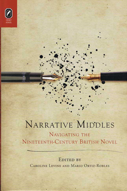 Narrative Middles: Navigating the Nineteenth-Century Novel cover