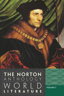 Norton Anthology of World Literature (3rd Edition) cover