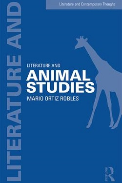 Literature and Animal Studies cover