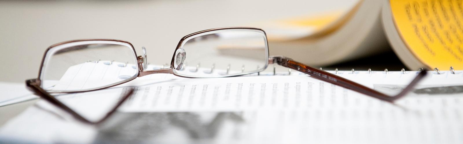 Odyssey Class Eyeglasses