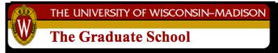 Graduate School Button
